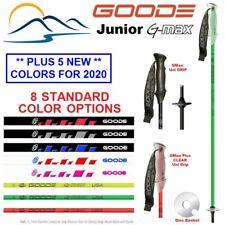 "Ski Poles - 2020 & 2019 Junior G Max Composite Kids - 34 to 42 """
