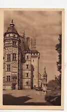 BF12359 chateau de meillant cher la tour du lion  france front/back image