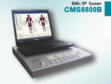 MACCHINA CMS6600B EMG/Muscolo NERVO EP System bioelettricità potenziali Evocati baep
