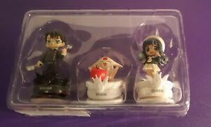 Clamp Anime Chess Piece Characters * New Open Box * Bishop/Pawn/Queen