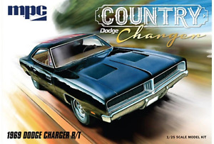 MPC 1:25 1969 Dodge Country Charger R/T, #R2MPC878M
