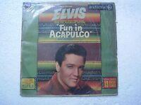 ELVIS PRESLEY FUN IN ACAPULCO  RARE LP RECORD vinyl 1963 ENGLAND ex