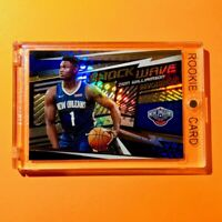 Zion Williamson ROOKIE PANINI REVOLUTION SHOCK WAVE REFRACTOR INSERT RC - Mint!