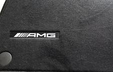 MERCEDES BENZ AMG Originale Tappetini W 447 V Classe/Vito Lhd Nero Nuovo OVP