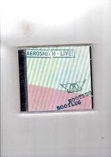 AEROSMITH -LIVE! BOOTLEG - CD NUOVO SIGILLATO