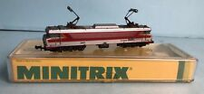 MINITRIX 'N' 2084 SNCF CO-CO DIESEL ELECTRIC LOCO SPARES / REPAIRS BOXED #352O
