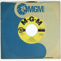 CONNIE FRANCIS Fallin'/Happy Days And Lonely...1958 7IN (NORTHERN SOUL) VG++