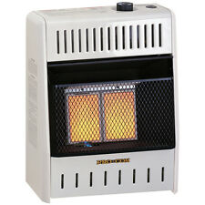 Procom MNSD2TPA Dual Fuel Ventless Infrared Heater Wall Heater – 10,000 BTU