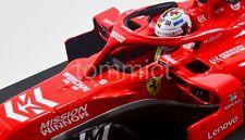 2018 Sebastian Vettel SF71H Ferrari 1:18 Mission Winnow Livery Bburago
