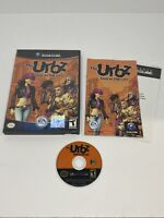 The Urbz: Sims in the City Complete- Gamecube with Manual  Tested