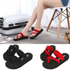 Women Flat Beach Flip-flops Summer Antiskid Cozy Slippers Fashion Sandals Shoes