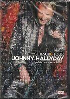 "DVD ""Johnny Hallyday - Flashback tour"" - NEUF SOUS BLISTER"