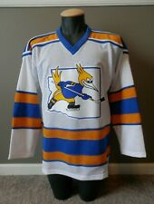 Phoenix Roadrunners Pro Joy Hockey Jersey Sz M Vintage WHA WHL IHL ECHL 70's