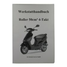 Werkstatthandbuch 4T 50 Rex RS 400 460 500 Jonway Jmstar AGM GMX 450 550 Shenke