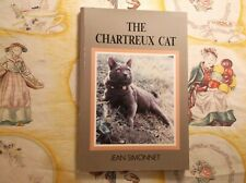 The Chartreux Cat By Jean Simonnet Pb Book Like New Blue Cat French Cat Breed