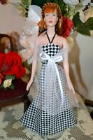 """16"""" TYLER WENTWORTH TONNER DOLL #99803 PARTY OF THE SEASON BOX, REDRESSED"""