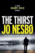 The Thirst: A Harry Hole Novel (Harry Hole Series)-ExLibrary