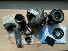 Pentax 645 645Z 51.4MP Digital SLR Camera 2 Lenses Shutter Count 11069