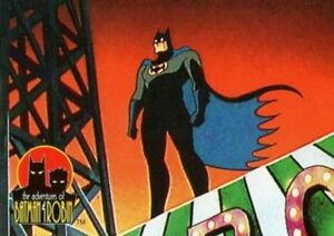 THE ADVENTURES OF BATMAN & ROBIN  1995 BASE /BASIC CARDS  POP UP BY SKYBOX