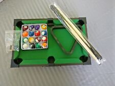 NIB Mini Table Top Pool Table with all accessories - free priority shipping!!