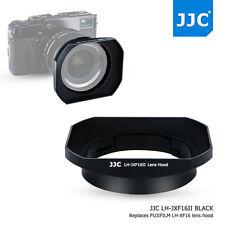 JJC Lens Hood for Fuji Fujinon XF 16mm F1.4 R WR on X-Pro2 1 X-T2 T1 as LH-XF16