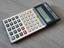 Vintage Calculatrice CASIO FX-180Pv scientific calculator college