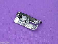 "1/4"" EDGE STITCHING/ QUILTING FOOT WITH GUIDE FITS JANOME BROTHER #200330008"