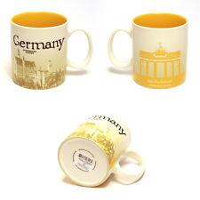 ▓ Starbucks City Mug GERMANY VERSION 2 Neuschwanstein *FREE SHIPPING* NEW SKU ▓