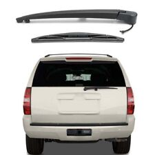 Rear Windshield Wiper Arm Blade For Chevrolet Tahoe Suburban 2500 1500 2007-2013