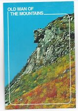 OLD MAN OF THE MOUNTAINS  POSTCARD NC 935   FRANCONIA NOTCH   N. H.  New