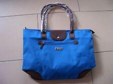 e23f742f4a39c tolle Handtasche Tasche Aniston Blau Shopping Bag mit stabilen Henkeln