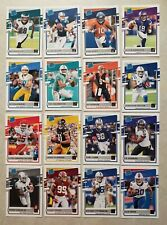 2020 Donruss Football Rated Rookies You Pick - Cards 301-350 RC + 331-350 RC Lot