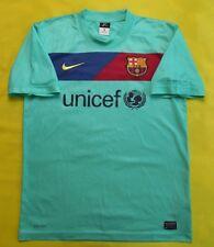 4.5/5 FC BARCELONA 2010~2011 ORIGINAL SHIRT JERSEY AWAY NIKE Cheap version
