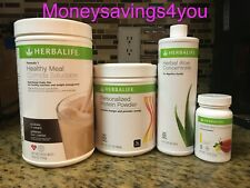 NEW! HERBALIFE FORMULA 1 SHAKE ANY FLAVOR,PROTEIN,READY ALOE,TEA,FAST SHIPPING!