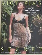 Victoria's Secret 1999 Summer Fashion issue EVA HERZIGOVA sexy HOT cover