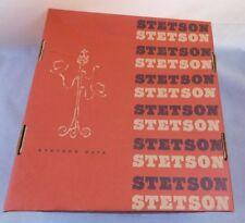 Royal stetson cowboy hat 7 1 4 Brown John B. Stetson CO.
