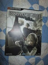 Resonance of Fate - Bradygames - Gamebook - Game Advisor - Guide PS3