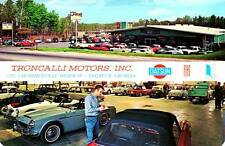 Old Photo. Decatur, GA. Troncalli Motors Inc., Datsun, Fiat, Triumph Dealership