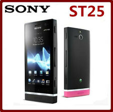 Unlocked Sony Xperia U ST25 ST25i Mobile 3G WIFI GPS 5MP Camera Android phone