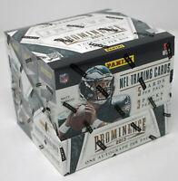 2013 Panini Prominence Football Hobby Box NEW FACTORY SEALED