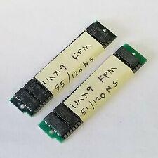 72-pin FPM Parity 60ns SIMM 8X36-60 KMM5368103BK-6U 32MB 1pc