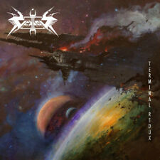 VEKTOR - Terminal Redux 2 x LP Black Vinyl Album SEALED NEW Thrash Metal Record