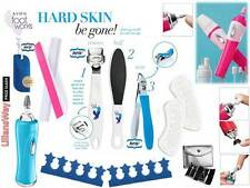 AVON MANICURE/PEDICURE PROFESSIONAL TOOLS/KITS/SETS/CLIPPERS/PADS~PRICES SLASHED