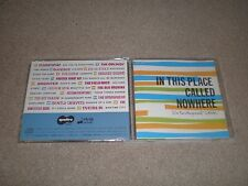In This Place Called Nowhere CD SARAH RECORDS  Orchids Brighter Field Mice Wake