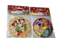 Christmas Gift Tags for Presents,Santa,Mickey,Disney,Frozen,Avengers,Spiderman