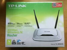 Tp-link TL-WR841N 300 Mbps Inalámbrico N Router Con Antena Desmontable no