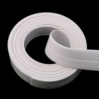 Waterproof Home Bathroom Corner Mold Proof Wall Stick Wall Seal Tape MA