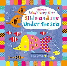 Babys Very First Slide and See Under the Sea (Babys Very First Books)-Fiona Watt