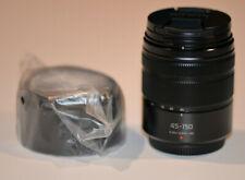 New Panasonic Lumix G Vario 45-150mm f/4.0-5.6 ASPH Mega OIS Lens - No Box