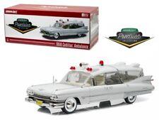 Greenlight 1:18 Precision Collection 1959 Cadillac Ambulance Model White 18004